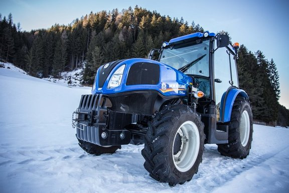 Our range of New Holland tractor cabins is getting more and more exhaustive